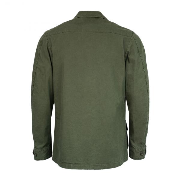 Polo Ralph Lauren Cotton Ripstop Jungle Jacket Army Green