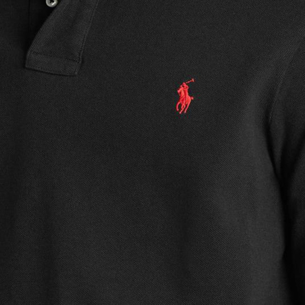 Polo Ralph Lauren L/S Classic Polo Black