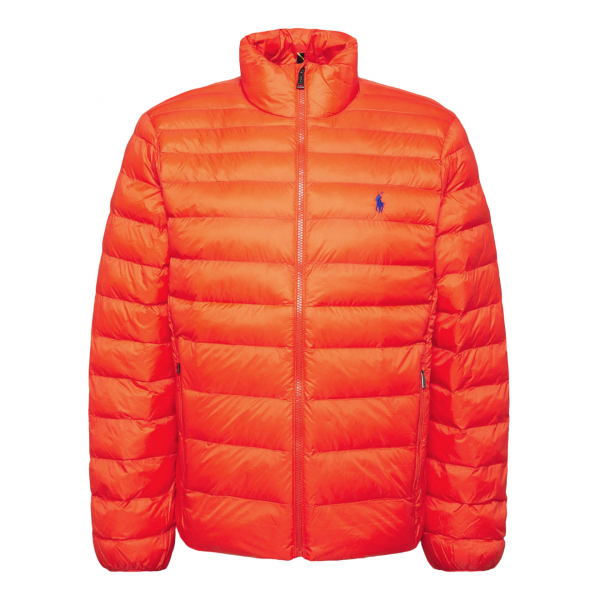 Polo Ralph Lauren Terra Quilt Jacket Orange