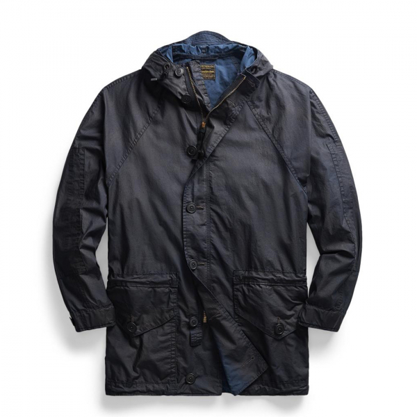 RRL by Ralph Lauren Enford Jacket TBD Cotton Dark Navy