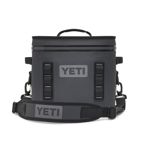YETI Hopper Flip 12 Soft Cooler Charcoal
