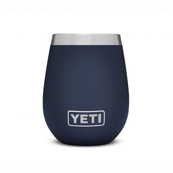 YETI Rambler 10oz Wine Tumbler Navy