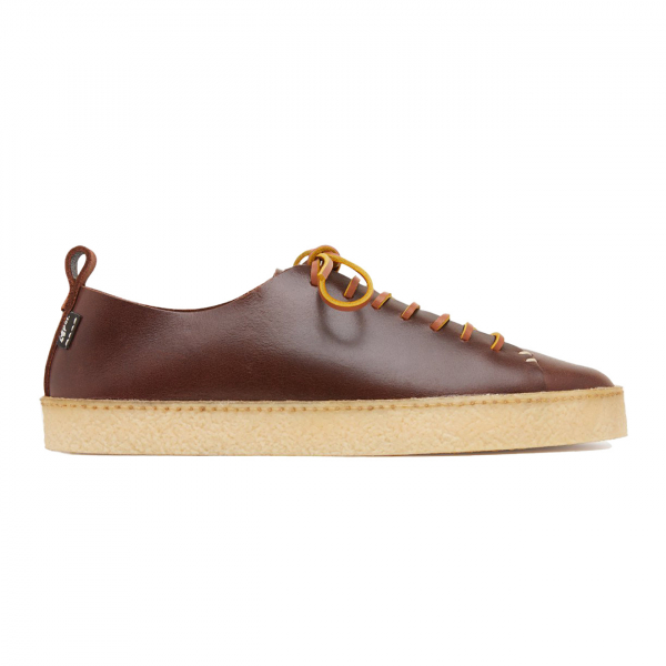 Yogi Rufus Leather Shoe Brown