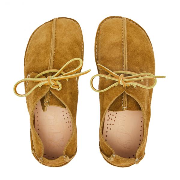 Yogi Womens Caden Suede Shoe Moss Green