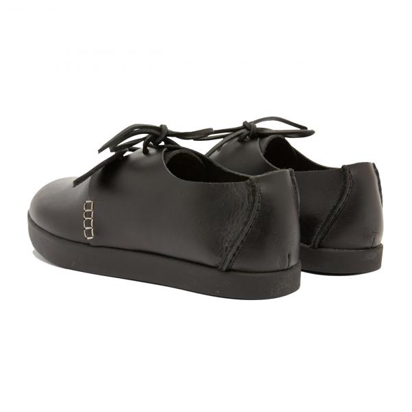 Yogi YMC Orson Leather Shoes Black