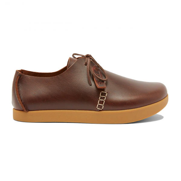 Yogi YMC Orson Leather Shoes Brown