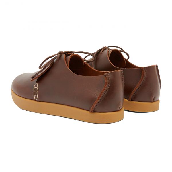 Yogi YMC Orson Leather Shoes Brown
