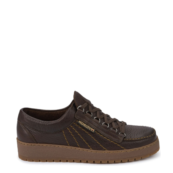 Mephisto Rainbow Shoe Dark Brown