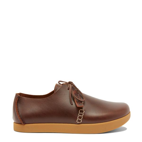 Yogi x YMC Orson Leather Shoes Brown