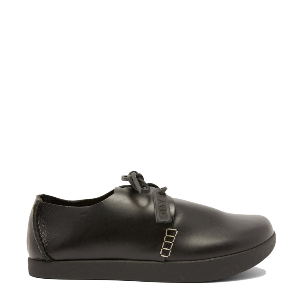 Yogi x YMC Orson Leather Shoes Black