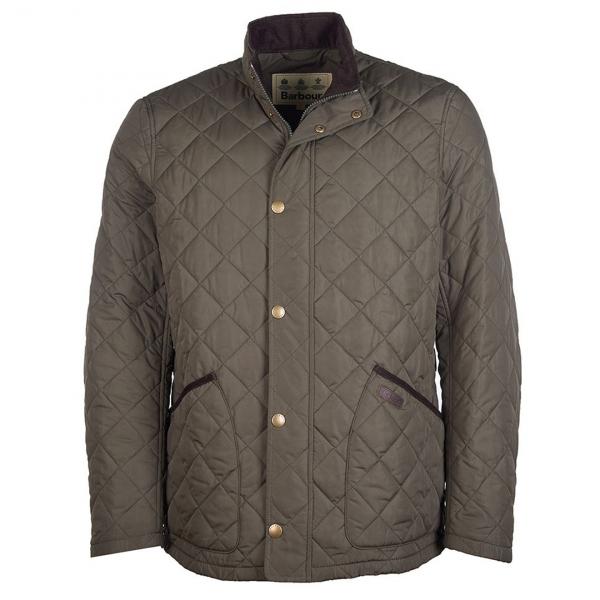 Barbour Dinsdale Quilt Jacket Forest