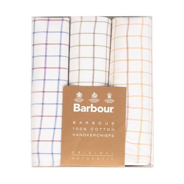 Barbour Handkerchief Pack Tattersall