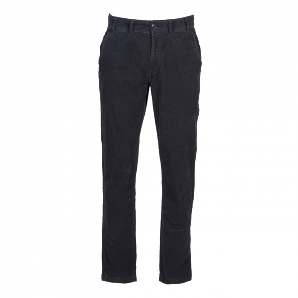 Barbour Neuston Stretch Cord Trousers Charcoal
