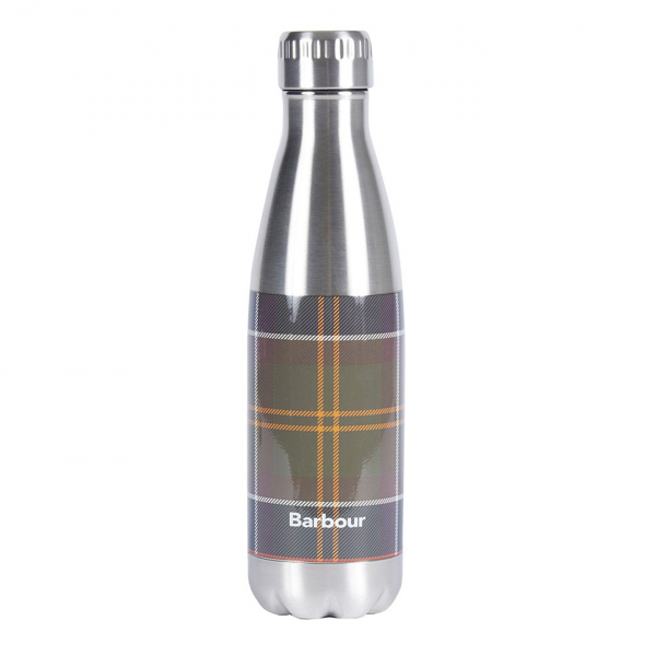 Barbour Water Bottle Classic Tartan