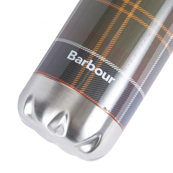 Barbour Water Bottle Classic Tartan