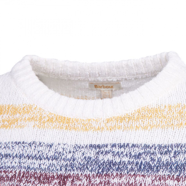 Barbour Womens Auklet Knit Multi