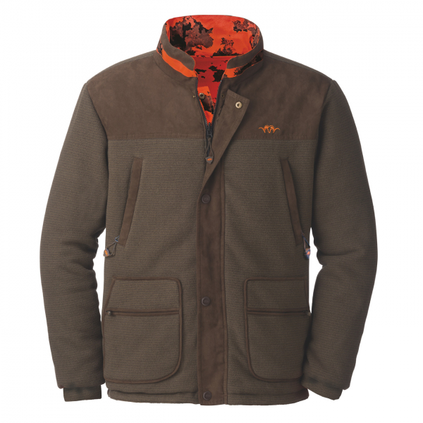 Blaser Camo Reversible Jacket Bastian Mud