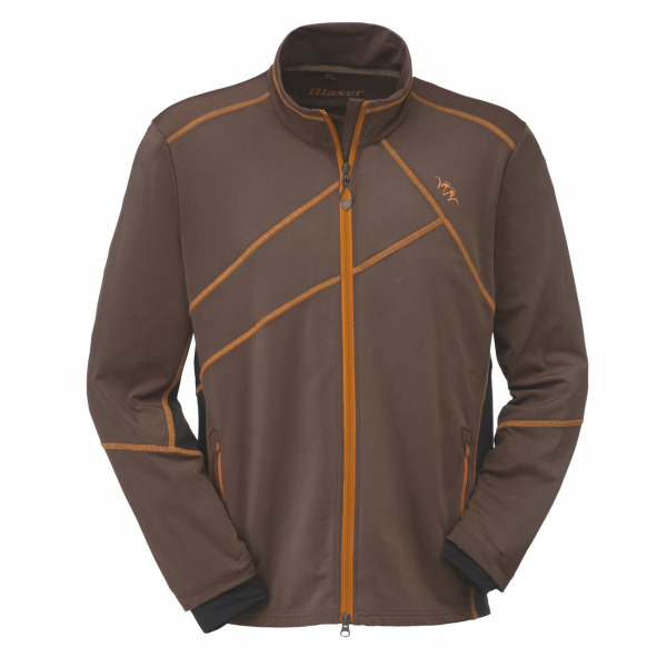 Blaser Functional Jacket Uwe Dark Brown