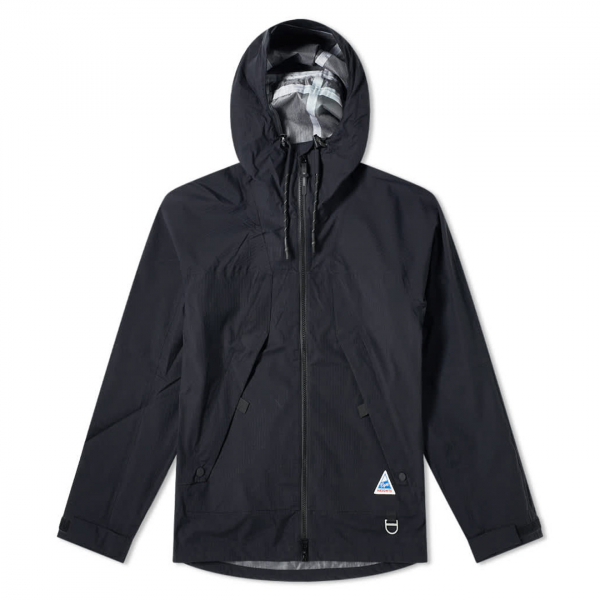 Cape Heights Alcurve Technical Jacket Black
