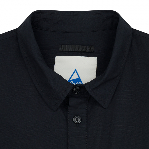 Cape Heights Raymore Popover Shirt Black