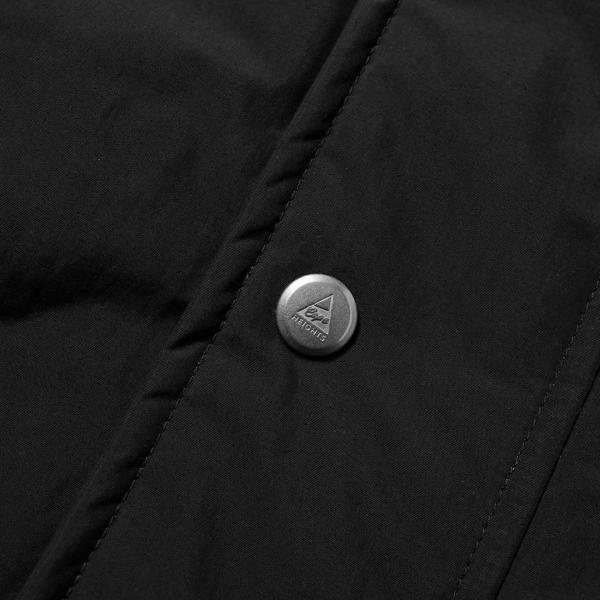 Cape Heights Valdez Technical Puffer Jacket Black