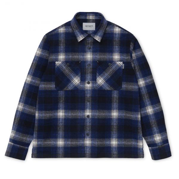 Carhartt Nigel Check Shirt Lapi