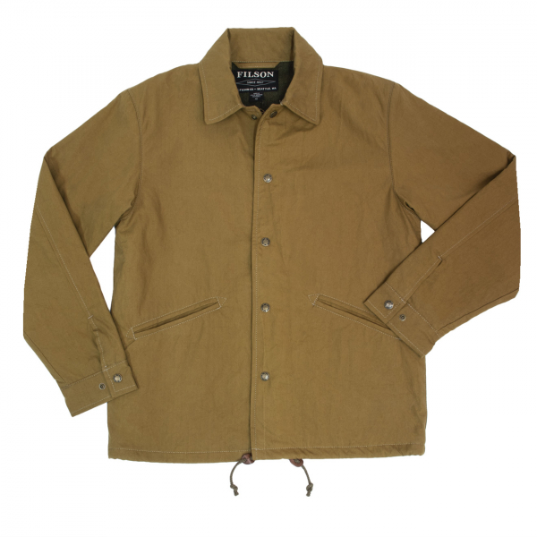 Filson Wharf Jacket Light Brown