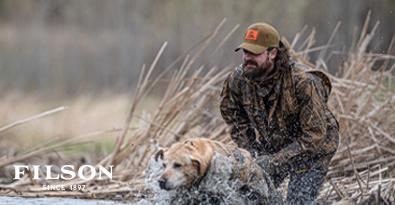 Filson Shooting and Hunting Clothing