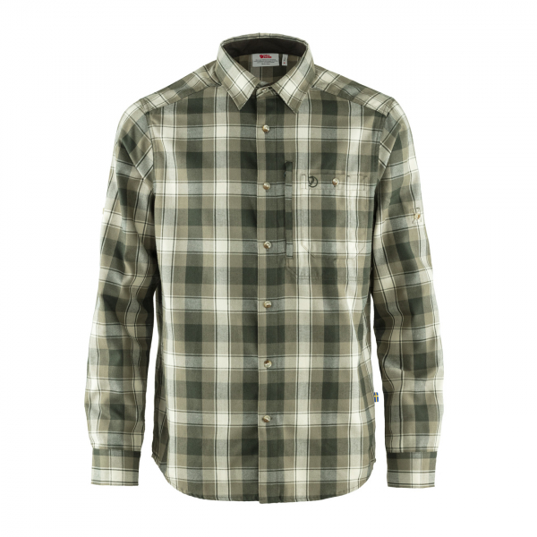 Fjallraven Fjallglim L/S Shirt Deep Forest