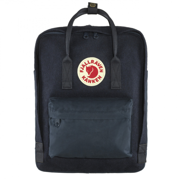 Fjallraven Kanken Re-Wool Night Sky