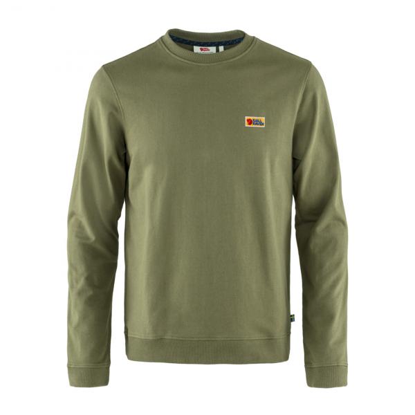 Fjallraven Vardag Sweater Green