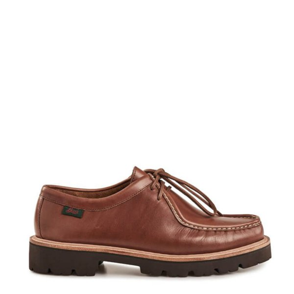G.H. Bass Wallace Moc Shoe Brown