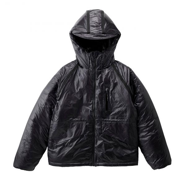 Gramicci Cordura Rip Hoody Jacket Black