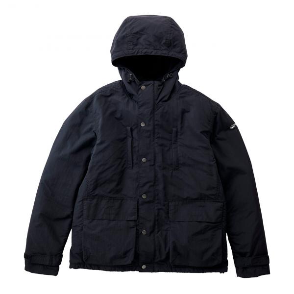 Gramicci Shell Mountain Parka Jacket Black