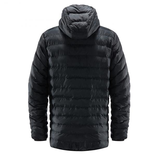 Haglofs Sarna Mimic Hood Jacket True Black