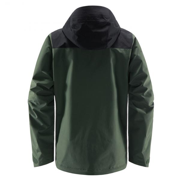 Haglofs Vide GTX Jacket Fjell Green / True Black