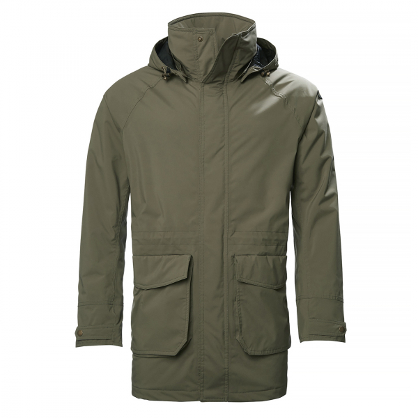 Musto Country Primaloft Rain Jacket Rifle Green