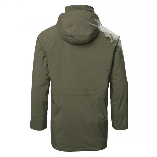 Musto Country Primaloft Rain Jacket Rifle Green