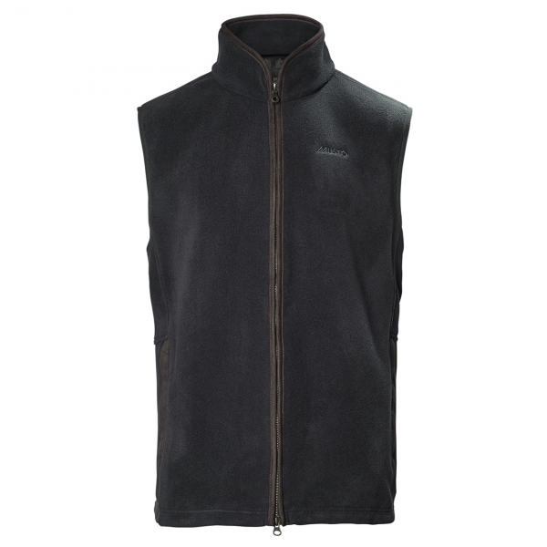 Musto Glemsford Polartec Fleece Gilet Carbon