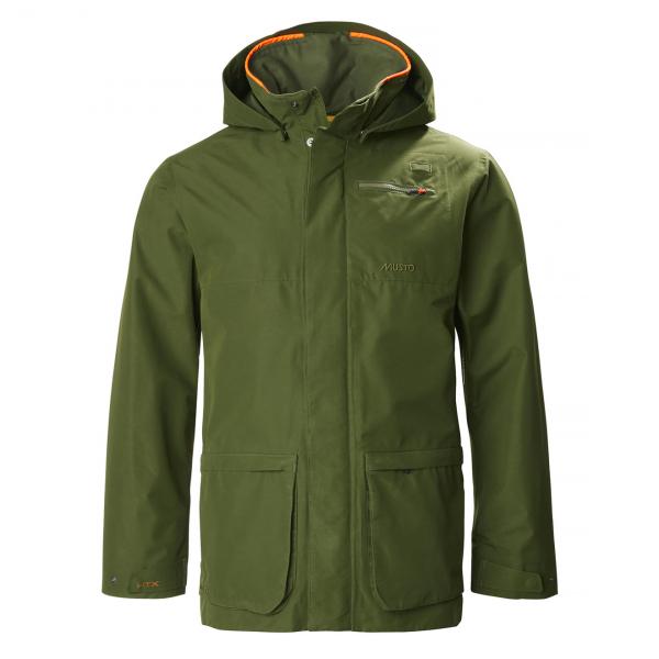 Musto HTX GTX Lite Jacket Dark Moss