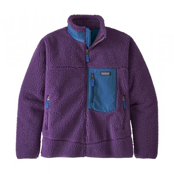 Patagonia Classic Retro-X Jacket Purple