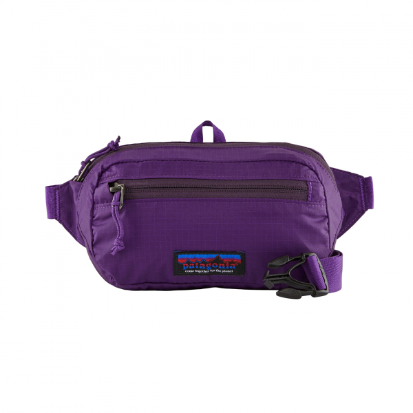 Patagonia Ultralight Black Hole Mini Hip Pack Purple
