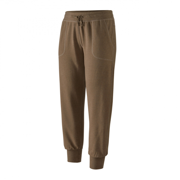 Patagonia Womens Ahnya Pants Topsoil Brown
