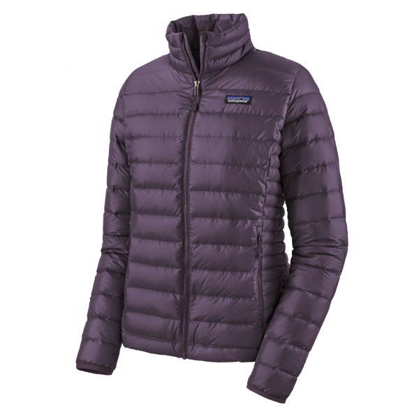 Patagonia Womens Down Sweater Jacket Piton Purple