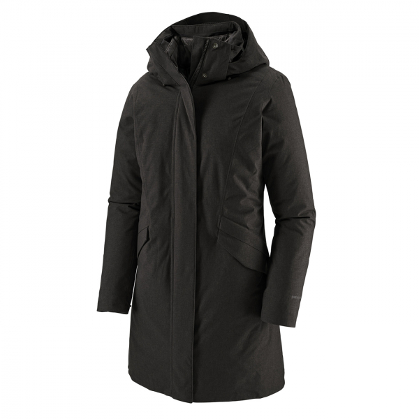 Patagonia Womens Vosque 3-in-1 Parka Black