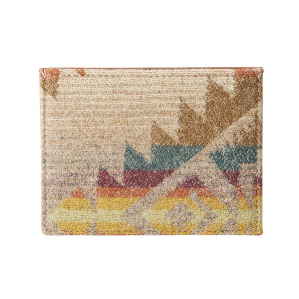 Pendleton Slim Wallet Credit Card Holder Toas Trail
