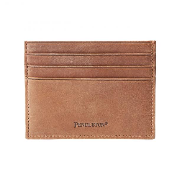 Pendleton Slim Wallet Credit Card Holder Toas Trail