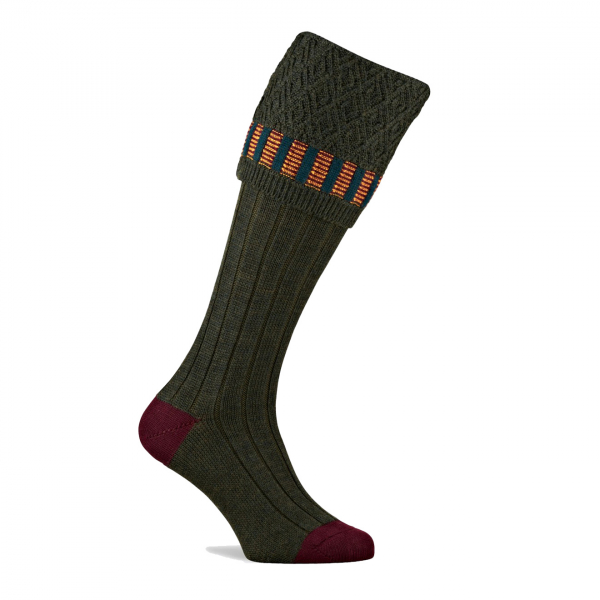 Pennine Bristol Shooting Socks Hunter