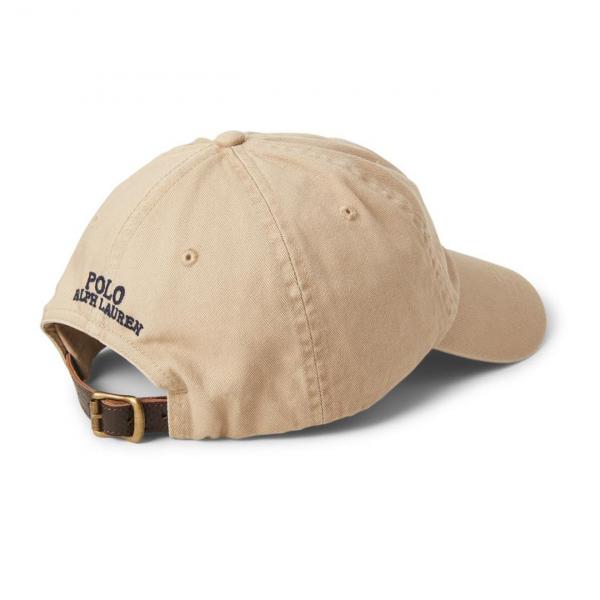 Polo Ralph Lauren Bear Classic Cap Khaki