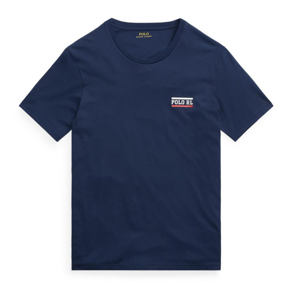 Polo Ralph Lauren Crew Tape S/S T-Shirt Navy